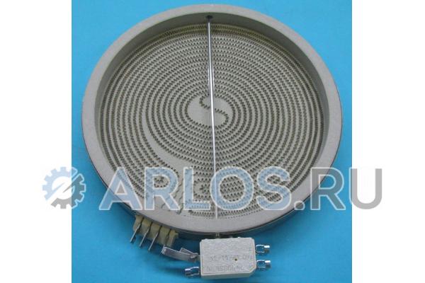 Конфорка для стеклокерам. поверхности Gorenje 2300/1600/800W 642303 купить в Санкт-Петербурге в интернет-магазине Arlos